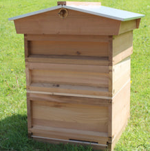 National Cedar Beehive Gabled Roof ( flat packed )