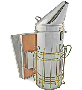 BEE SMOKER - STAINLESS STEEL
