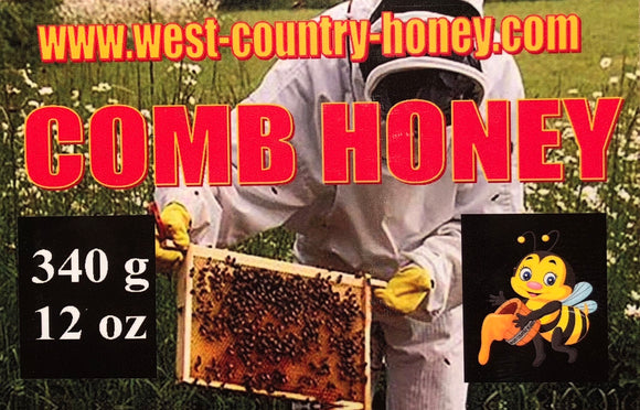 Comb Honey 12oz
