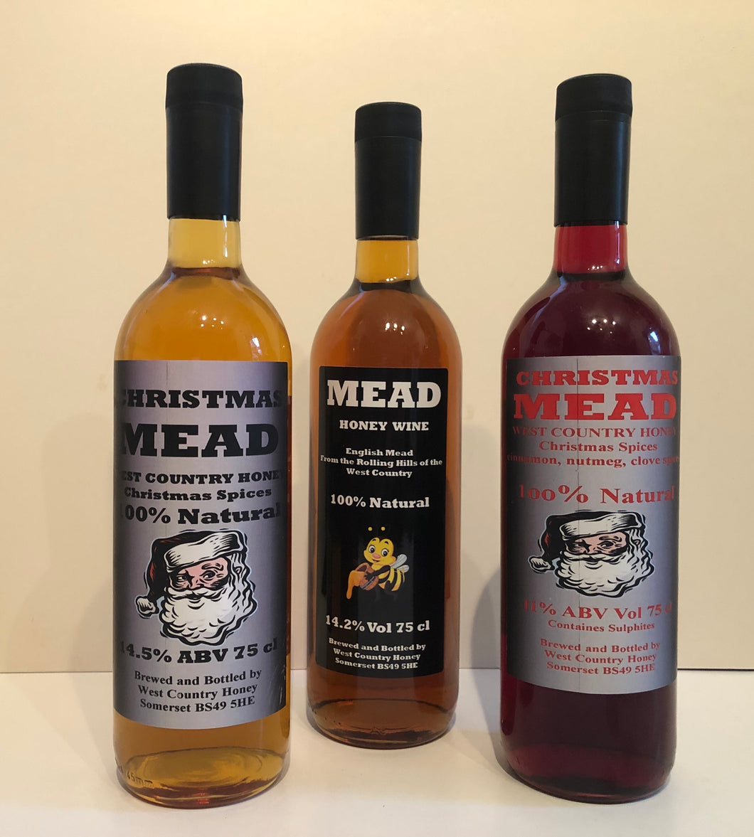Christmas Mead Gift Pack
