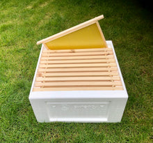 Swienty Brood Box Complete With Frames and Wax