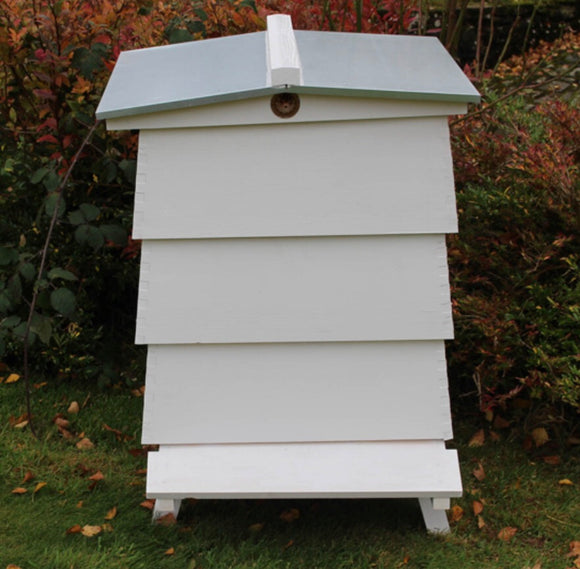 Decorative Garden Storage Beehive