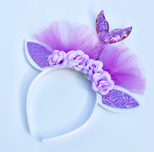 Mermaid Head Bands