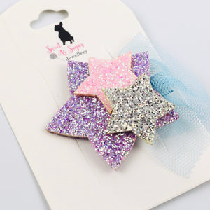 Star Power Hair Clip
