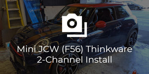Mini Cooper JCW (F56) Thinkware F800 Pro 2CH