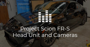 Project FRS: Receiver, Dash Cam, and Backup Camera