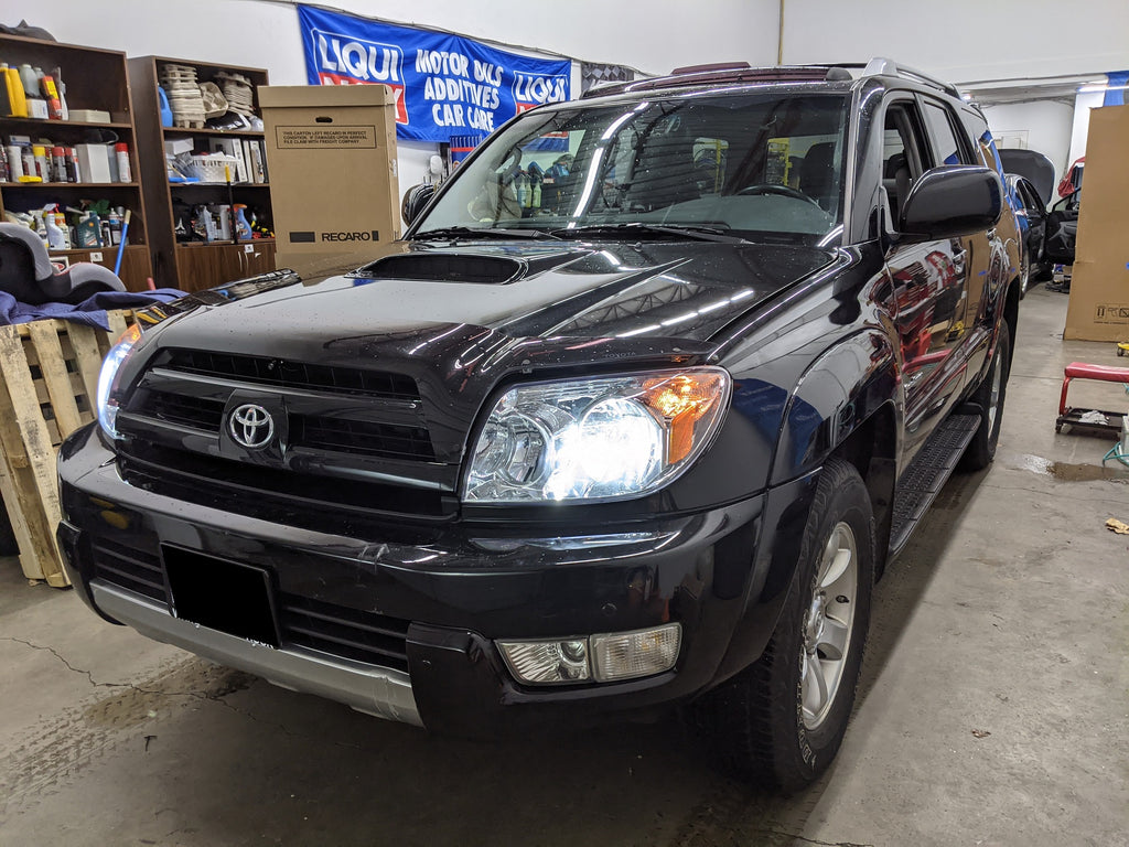 4Runner LED Low beam bulbs