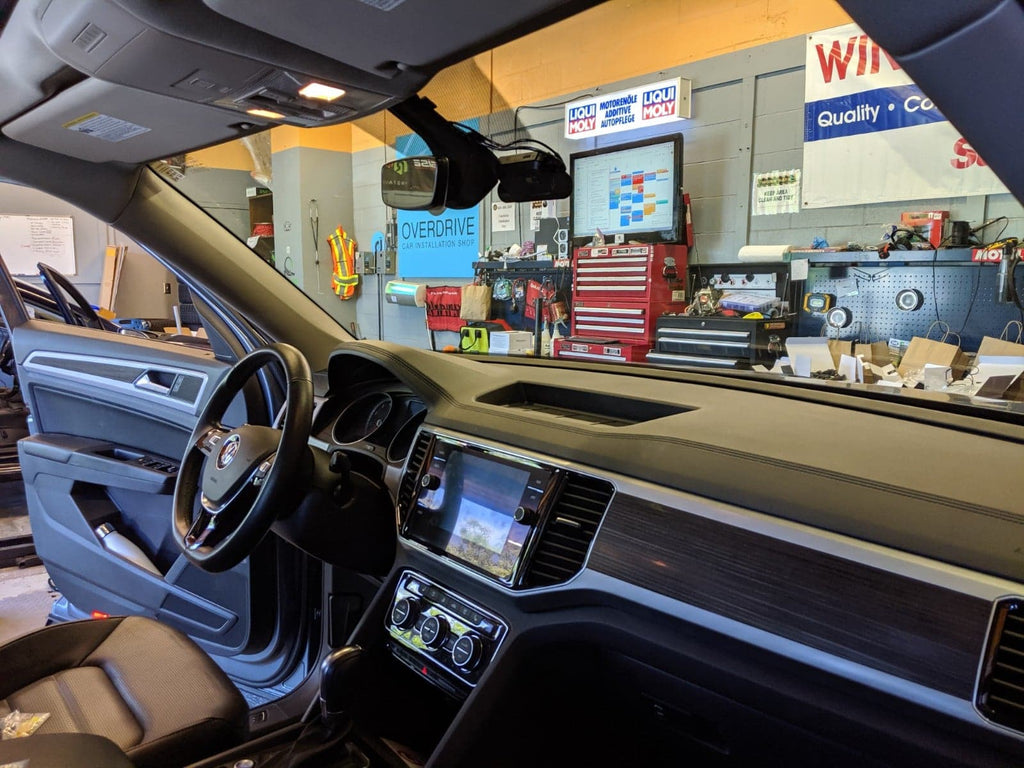 VW atlas q800 pro thinkware