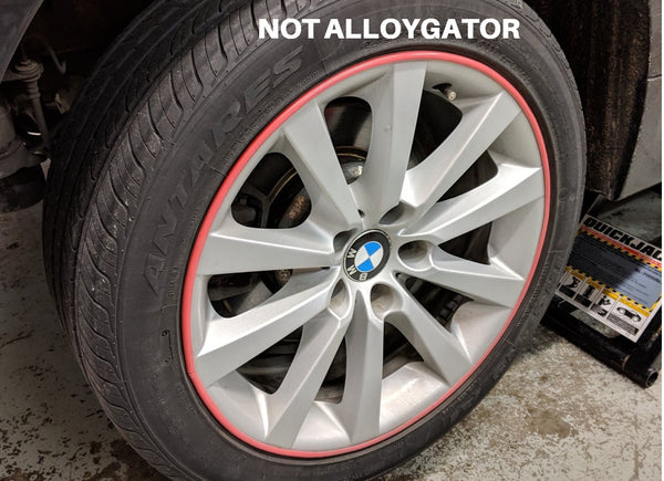 Wheel protector bmw