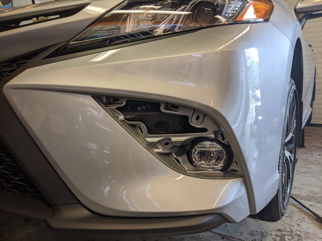 camry se xse fog light kit