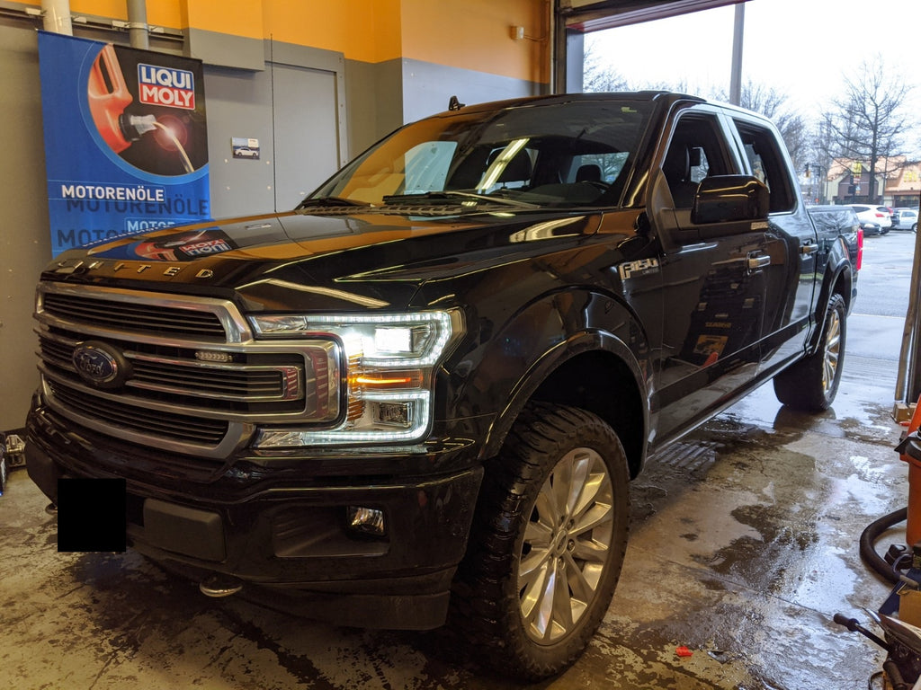 Ford F-150 Overdrive