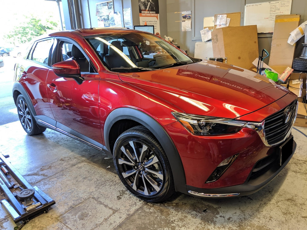 Mazda CX-3 Thinkware