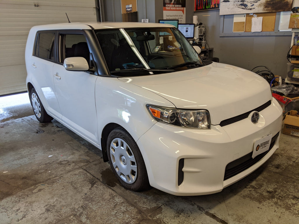 Scion XB Android Double Din Install