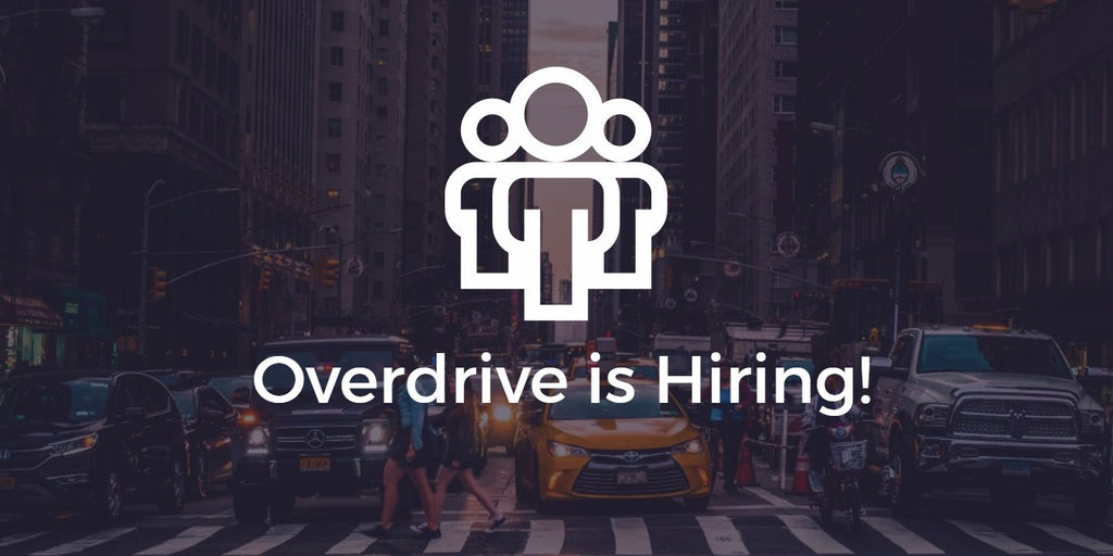 Overdrive Hiring Careers