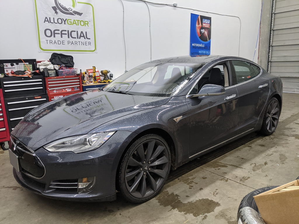 "Tesla model s 21"" wheels"