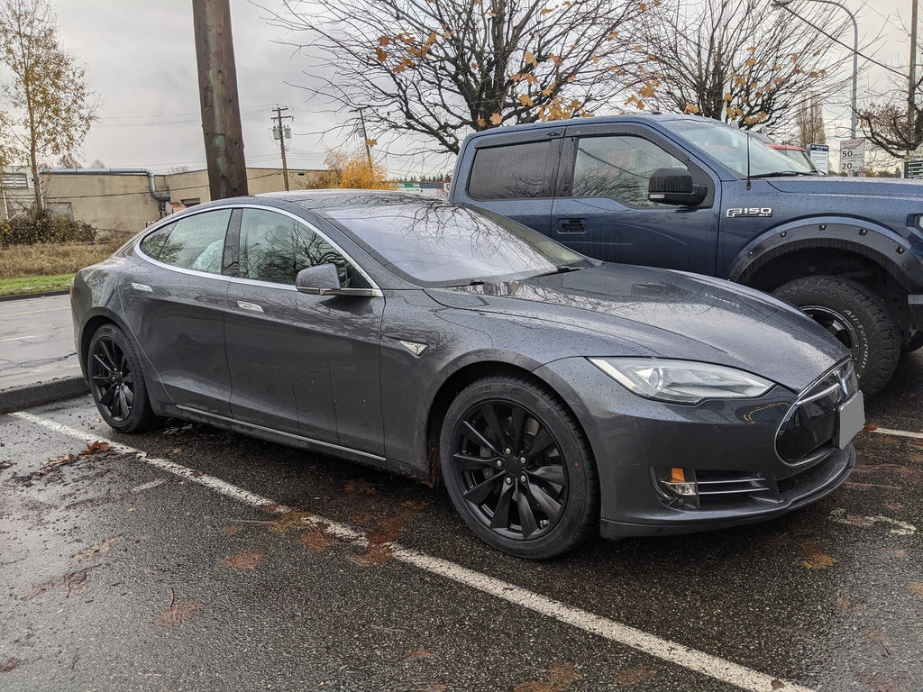 Tesla model s winter package r241