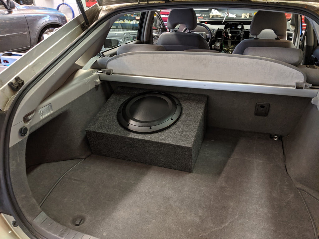 Pioneer TS-WX1210A prius