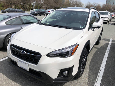 subaru crosstrek thinkware f770 eyesight