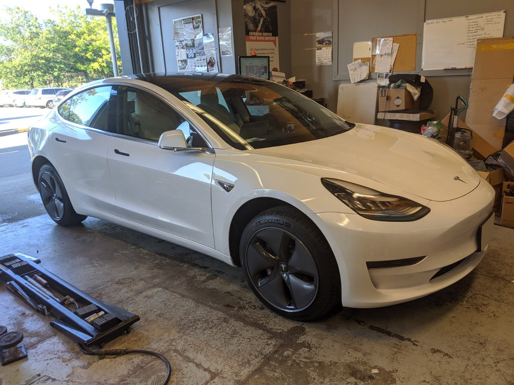 tesla model 3 graphite alloygator