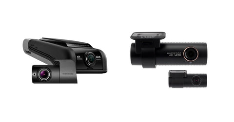 flagship dash cam thinkware u1000 vs dr900s-2ch