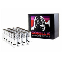 Gorilla Forged Steel Racing Chrome Lug Nuts - Overdrive Auto Tuning, Wheel Accessories auto parts