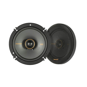 "Kicker KS 6.5"" Coaxial Speakers 47KSC6504"