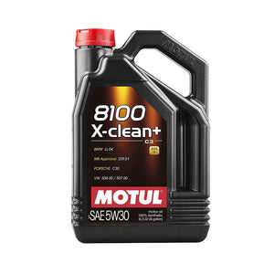 MOTUL 8100 X-Clean+ C3 5W-30 Motor Oil