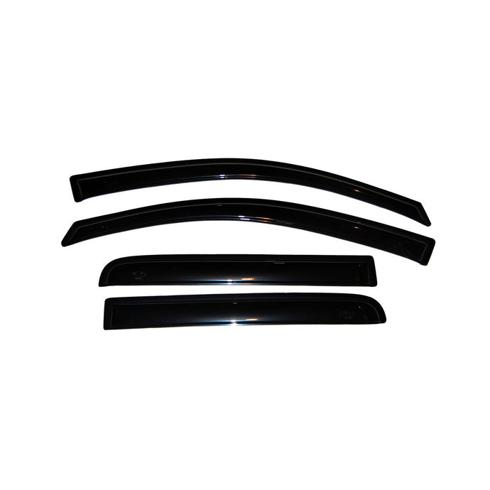 AVS Window Vent Visor - Subaru - Overdrive Auto Tuning, Exterior Accessories auto parts
