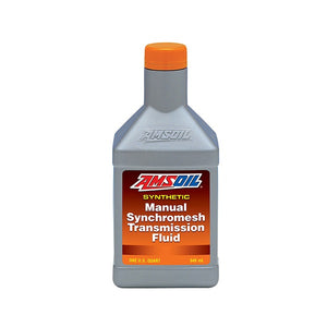 AMSOIL Syncromesh 5W-30 Manual Transmission Fluid