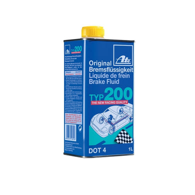 ATE TYP200 DOT4 Brake Fluid 1L - Overdrive Auto Tuning, Lubricants and Additives auto parts