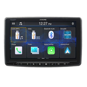 "Alpine iLX-F259 9"" Media Receiver (Android/CarPlay) - Overdrive Auto Tuning, Car Audio auto parts"