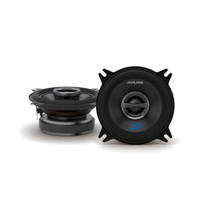 "Alpine S-S40 4"" Coaxial Speakers - Overdrive Auto Tuning, Car Audio auto parts"