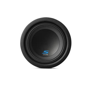 "Alpine S-W8D4 8"" Dual 4 Ohm Subwoofer - Overdrive Auto Tuning, Car Audio auto parts"