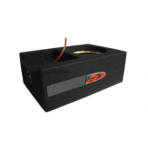 "Bassworx SBR-8XP Alpine Type R 8"" Ported Enclosure - Overdrive Auto Tuning, Car Audio auto parts"