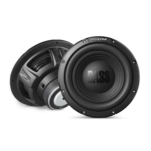 "Alpine W12S4 12"" 4-Ohm Subwoofer - Overdrive Auto Tuning, Car Audio auto parts"
