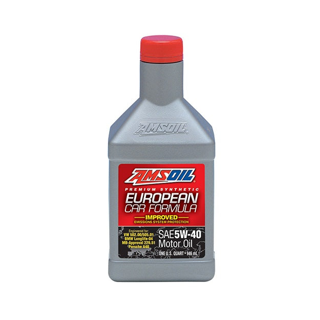AMSOIL European Car Improved ESP 5W-40 Synthetic Motor Oil