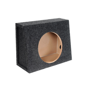 "Atrend BBOX E12ST 12"" Sealed Truck Subwoofer Box - Overdrive Auto Tuning, Car Audio auto parts"