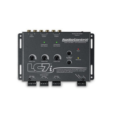 AudioControl LC7i Active Line Output Converter - Overdrive Auto Tuning, Car Audio auto parts