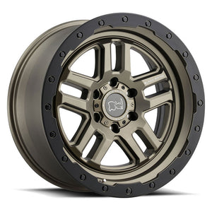 Black Rhino Barstow Wheels