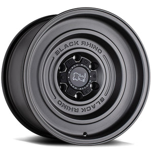 Black Rhino Solid Wheels