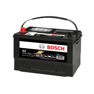 Bosch S5 Premium Battery - Overdrive Auto Tuning, Car Electronics auto parts