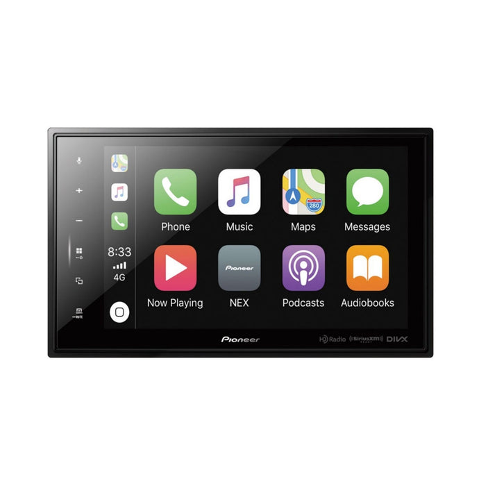 Pioneer DMH-2660NEX Media Receiver (Android/CarPlay) - Overdrive Auto Tuning, Car Audio auto parts