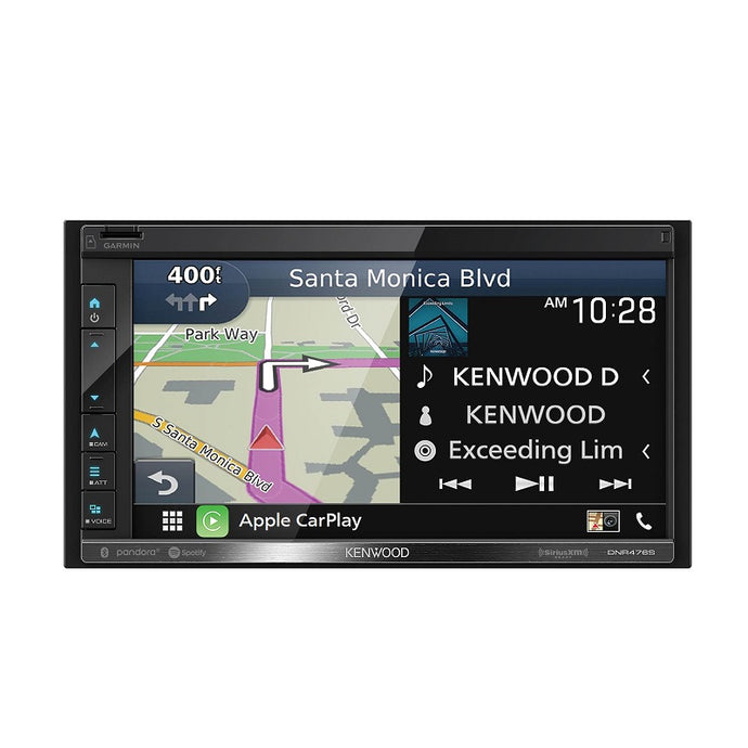 Kenwood DNR476S Media/Navigation Receiver (Android/CarPlay)