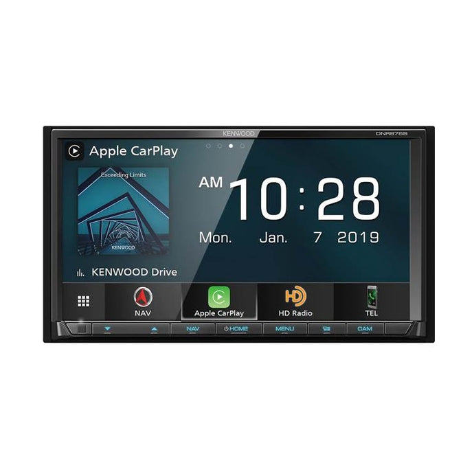 Kenwood DNR876S Navigation & Wireless Android/CarPlay Receiver