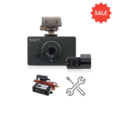 Blackvue DR490L-2CH Installation Special - Overdrive Auto Tuning, Dash Cam auto parts
