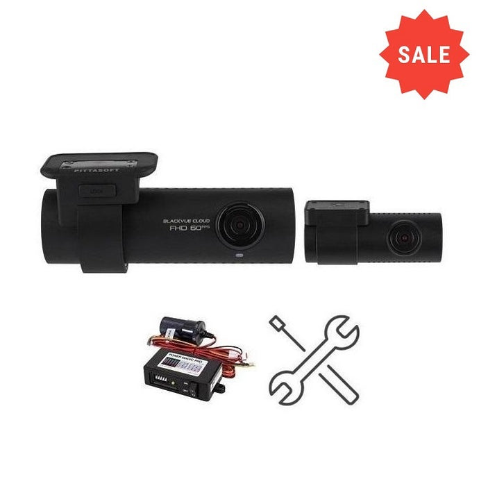 Blackvue DR750S-2CH Install Special - Overdrive Auto Tuning, Dash Cam auto parts