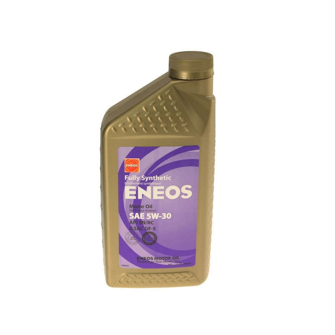 ENEOS 5W-30 Fully Synthetic Motor Oil 1Qt - Overdrive Auto Tuning, Lubricants and Additives auto parts