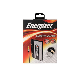 Energizer Cassette Adapter - Overdrive Auto Tuning, Car Audio auto parts