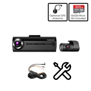 *Rideshare Package* Thinkware FA200 2CH IR Install Special - Overdrive Auto Tuning, Dash Cam auto parts