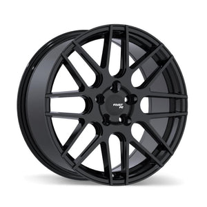 Fast FC12 Black Wheels